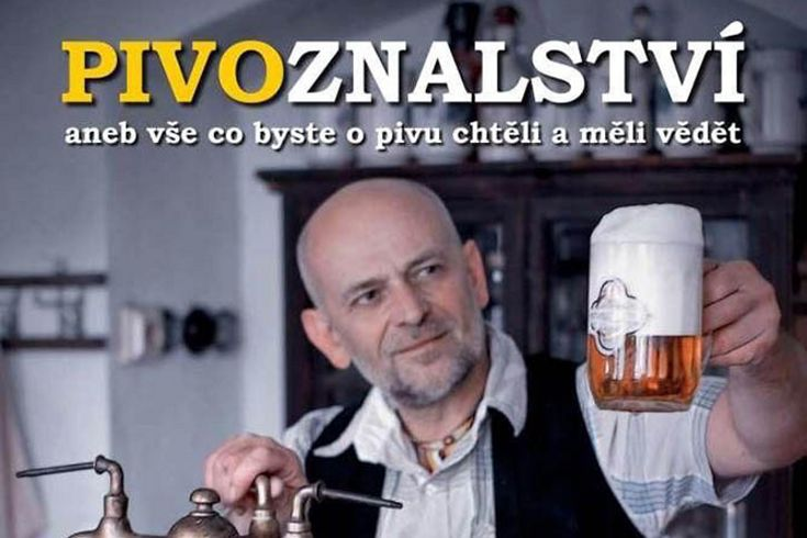Vyhrajte dvě knihy Pivoznalství - www.klubknihomolu.cz