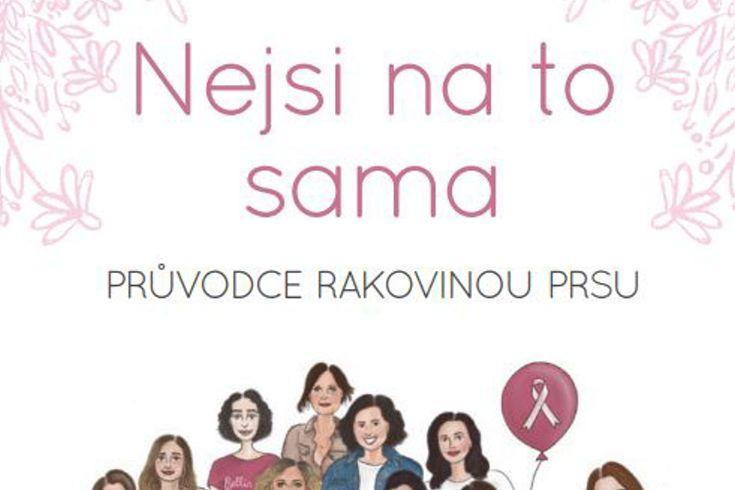 Vyhrajte tři knihy Nejsi na to sama - www.klubknihomolu.cz