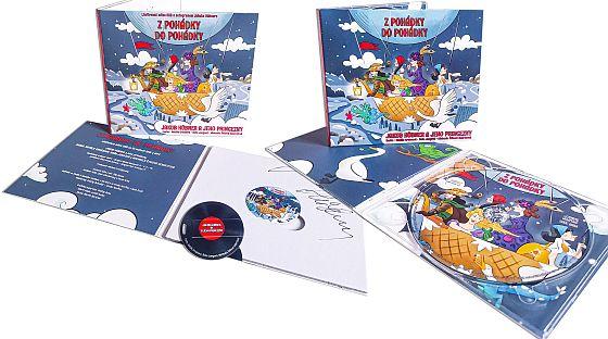Soutěž o hudební CD Z pohádky do pohádky - www.chytrazena.cz