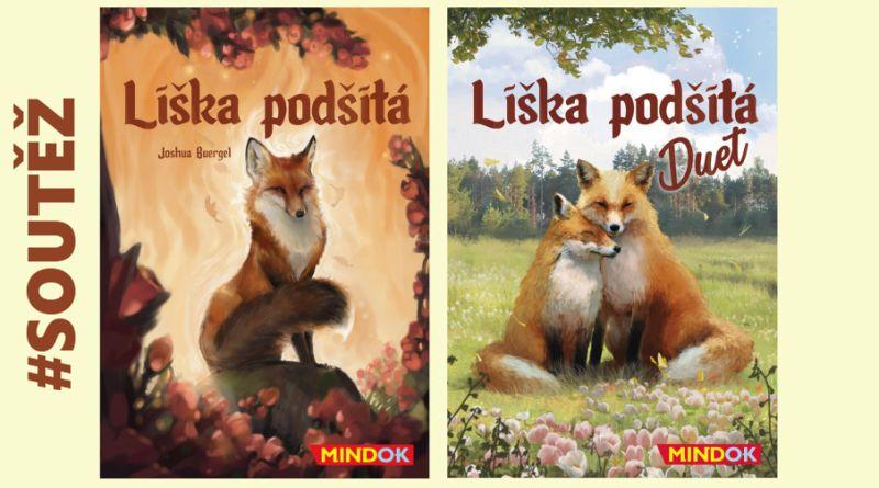 SOUTĚŽ o karetní hry LIŠKA PODŠITÁ - www.chrudimka.cz
