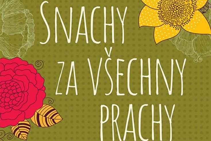 Vyhrajte tři knihy Snachy za všechny prachy - www.klubknihomolu.cz