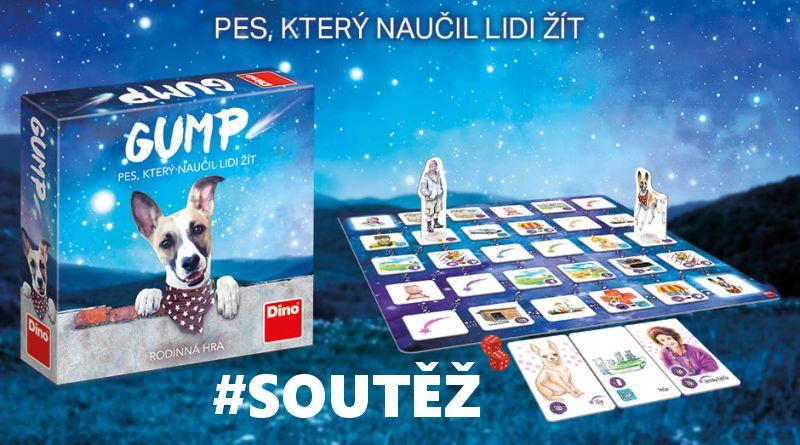SOUTĚŽ o rodinnou hru GUMP - www.chrudimka.cz