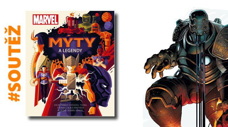 SOUTĚŽ o knihu Marvel: Mýty a legendy - www.chrudimka.cz
