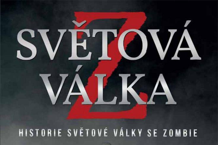 Vyhrajte tři knihy Světová válka Z - www.klubknihomolu.cz