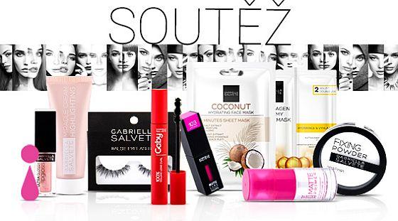 Vyhrajte 5 velkých balíčků česko-italské kosmetiky! - www.chytrazena.cz