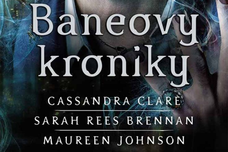 Vyhrajte dvě knihy Baneovy kroniky - www.klubknihomolu.cz