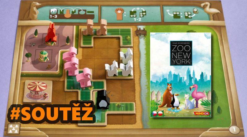 SOUTĚŽ o rodinnou hru ZOO NEW YORK - www.chrudimka.cz
