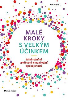 Soutěž o motivační knihy Pětiminutový deník vděčnosti a Malé kroky s velkým účinkem - www.chytrazena.cz