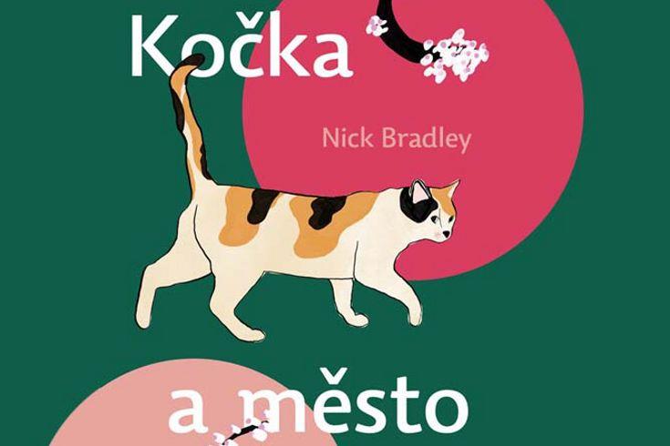 Vyhrajte dvě knihy Kočka a město - www.klubknihomolu.cz