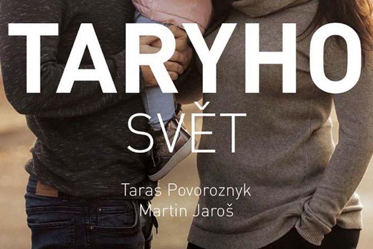 Vyhrajte dvě knihy Taryho svět - www.klubknihomolu.cz