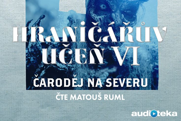 Vyhrajte tři audioknihy Čaroděj na severu - www.klubknihomolu.cz