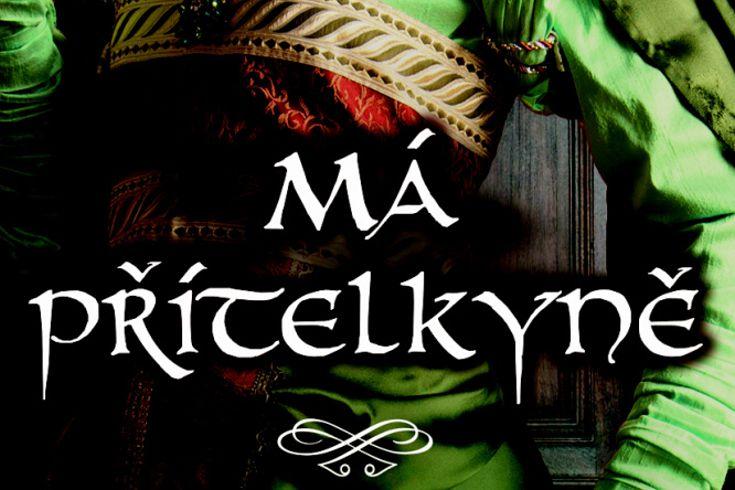 Vyhrajte dvě knihy Má přítelkyně - www.klubknihomolu.cz