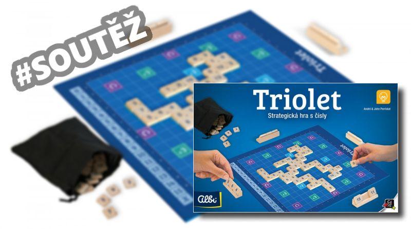 SOUTĚŽ o strategickou hru s čísly TRIOLET - www.chrudimka.cz