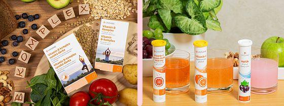 Soutěž o balíček plný vitaminů od značky LIVSANE - www.chytrazena.cz