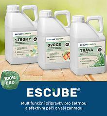 Vyhrajte 5x BIO půdní přípravek ESCUBE GARDEN OVOCE! - www.chytrazena.cz