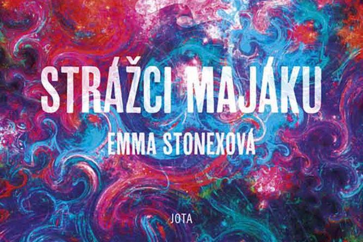 Vyhrajte tři knihy Strážci majáku - www.klubknihomolu.cz