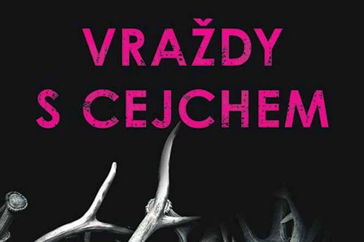 Vyhrajte tři knihy Vraždy s cejchem - www.klubknihomolu.cz
