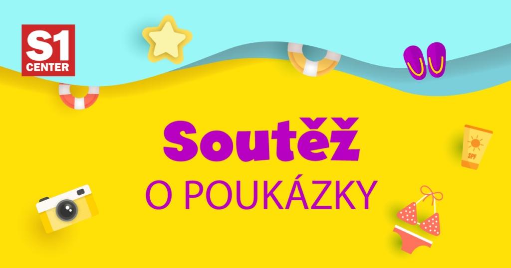 Soutěžte s S1 Center Kadaň o 10 poukázek na nákup!  - www.saller.cz