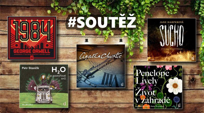 SOUTĚŽ o pět audioknih vydavatelství OneHotBook - www.chrudimka.cz