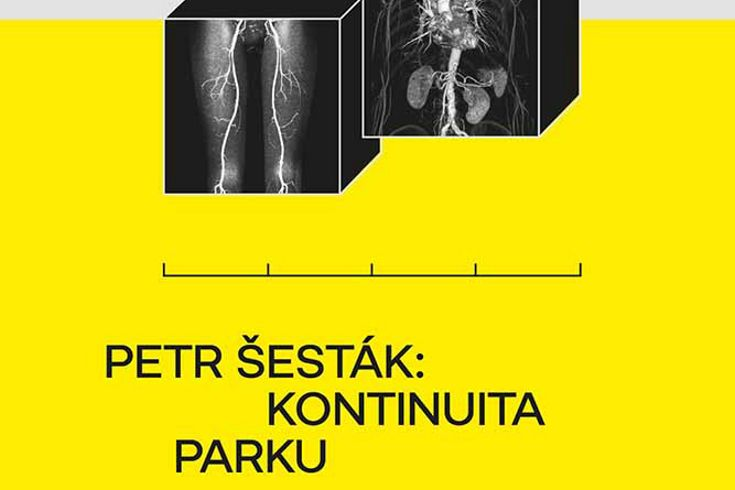 Vyhrajte dvě knihy Kontinuita parku - www.klubknihomolu.cz