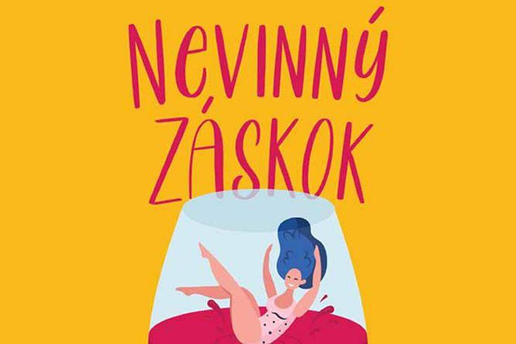 Vyhrajte tři knihy Nevinný záskok - www.klubknihomolu.cz
