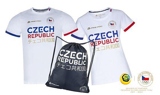 Vyhrajte od Sazky 5x balíček s olympijskou kolekcí Alpine Pro - www.chytrazena.cz