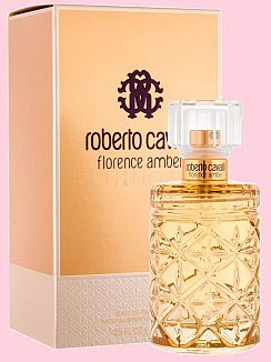 Vyhrajte parfémovanou vodu Roberto Cavalli Florence Amber - www.chytrazena.cz