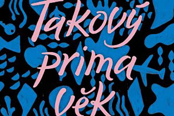 Vyhrajte dvě knihy Takový prima věk - www.klubknihomolu.cz