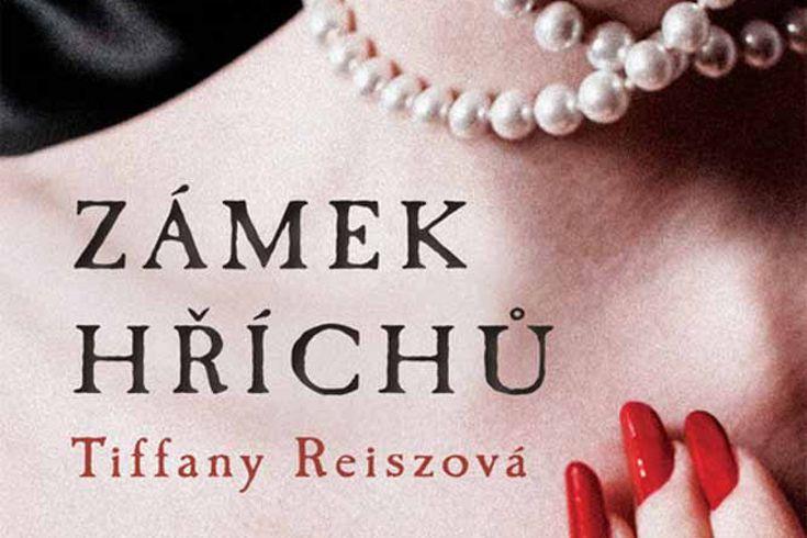 Vyhrajte dvě knihy Zámek hříchů - www.klubknihomolu.cz