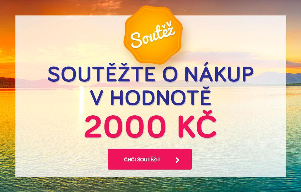 Soutěž o nákup v hodnotě 2000 Kč - www.ok-moda.cz