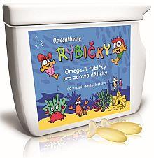 Zasoutěžte si o vitamín D a Omega Marine Rybičky pro děti - www.chytrazena.cz