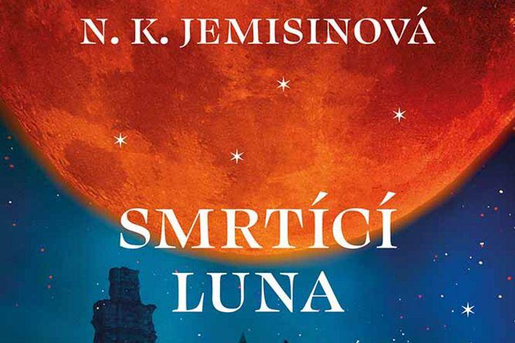 Vyhrajte dvě knihy Smrtící luna - www.klubknihomolu.cz