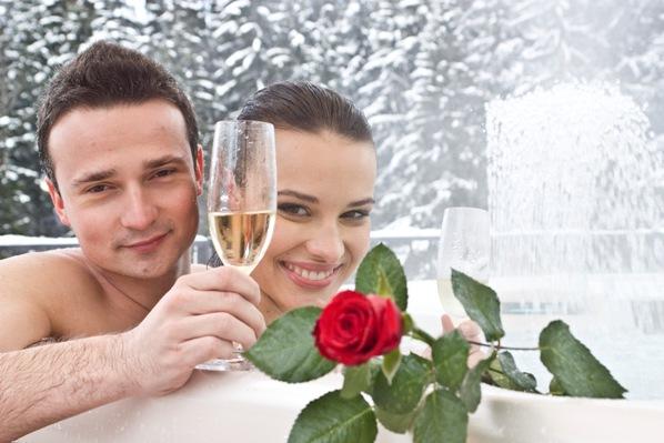 Vyhrajte voucher na valentýnskou masáž v Resortu Svatá Kateřina