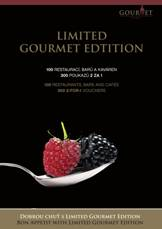 Vyhrajte unikátní knihu Limited Gourmet Edition