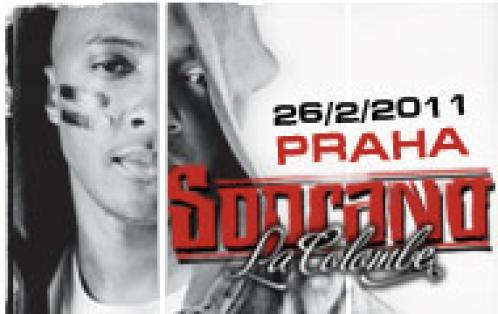 SOPRANO- soutěž o vstupenky na pražský koncert