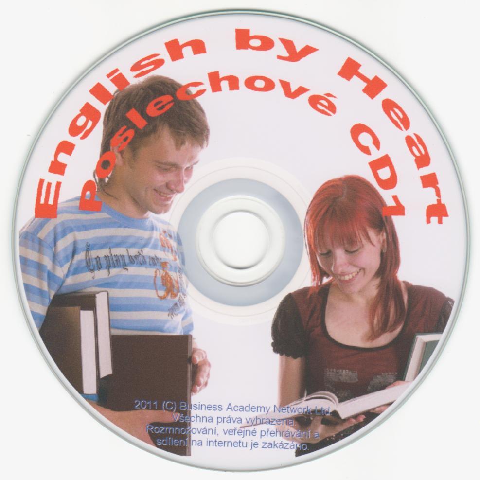 Soutěž o poslechové CD s výukou angličtiny English by Heart