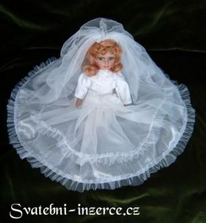 Otázková soutěž o porcelánovou panenku na auto