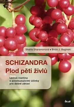 3 výtisky knihy Schizandra – plod pěti živlů!
